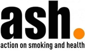 Action on Smoking and Health logo